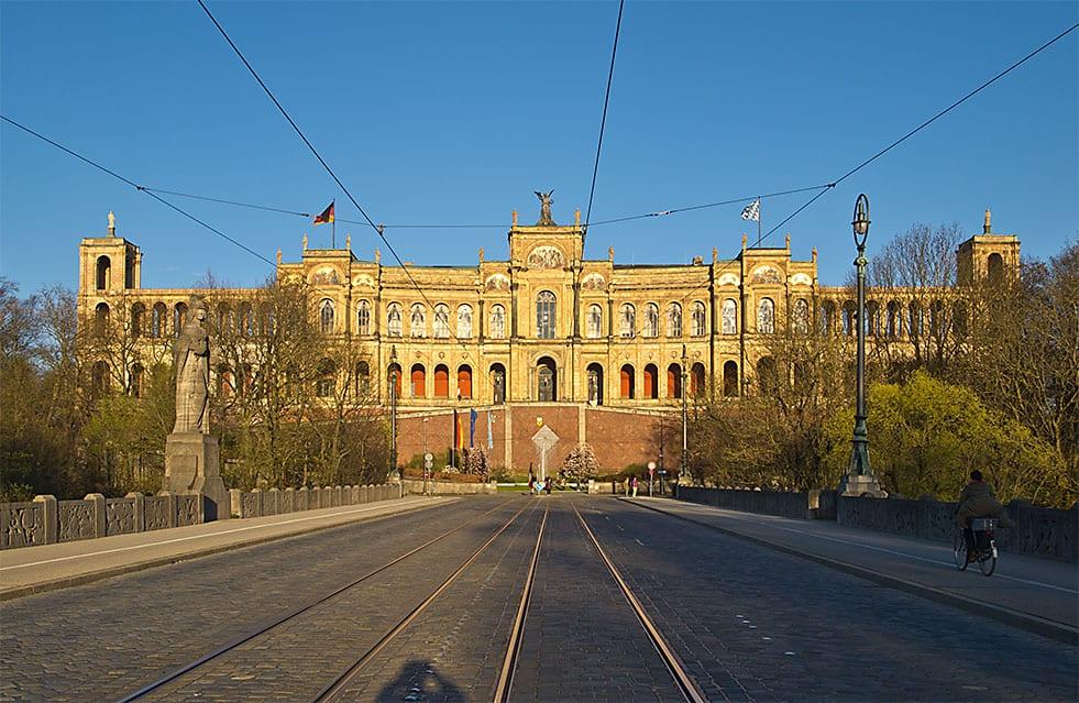Besuch mich im Landtag!