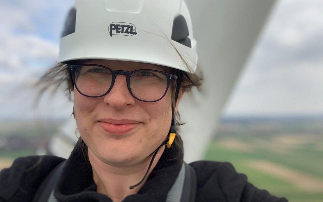 Besuch der Bürgerwindanlage Lamerdingen