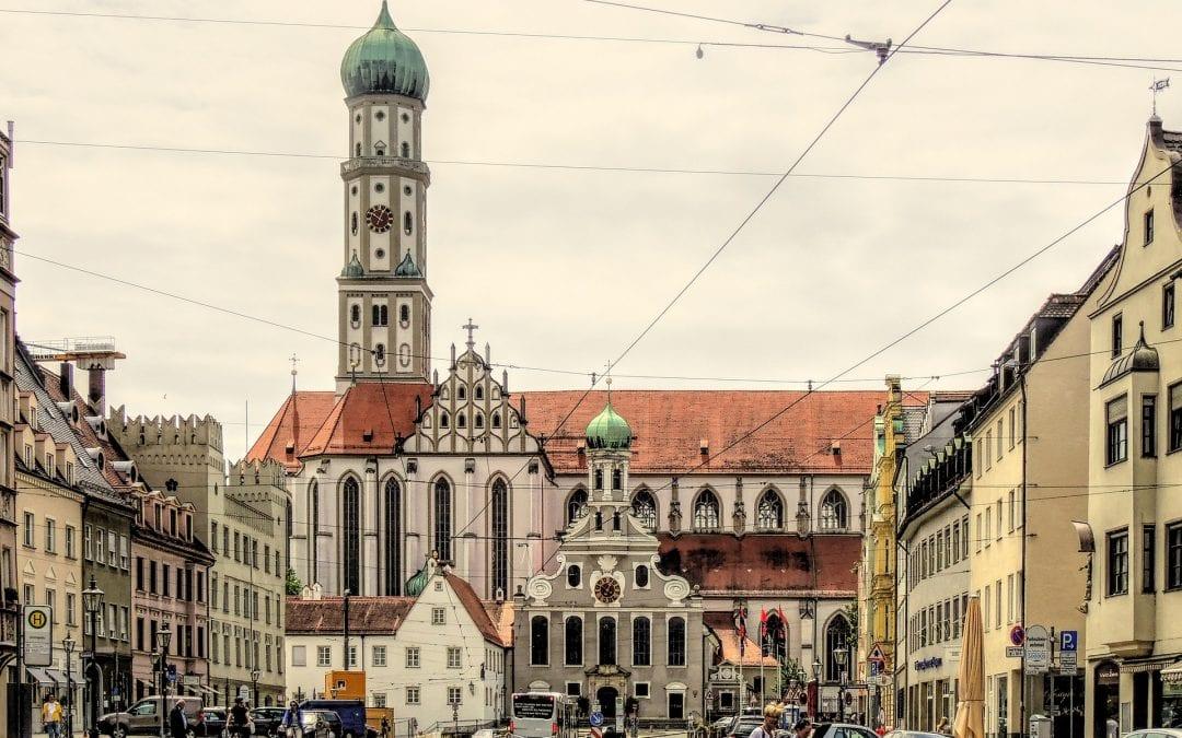 Augsburg in der Corona-Zeit