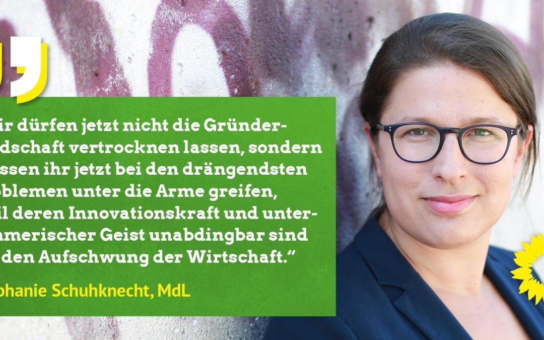 Aktuelle Stunde: Bayerns Wirtschaft zukunftsfähig machen – ökologisch-soziale Transformation vorantreiben