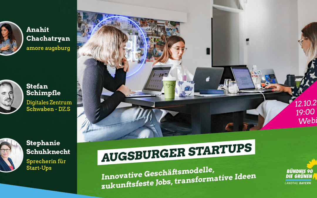Corona als Chance? – Wie Augsburger Startups reagieren