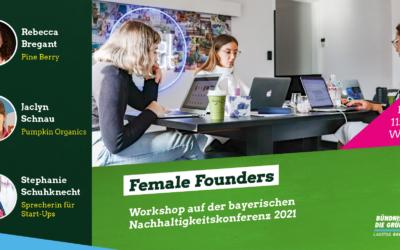 Workshop: Female Founders